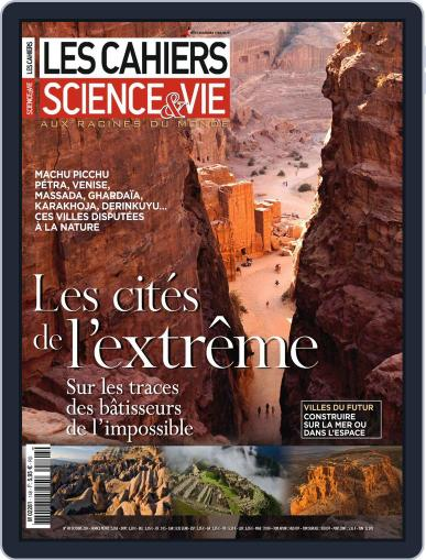 Les Cahiers De Science & Vie (Digital) September 9th, 2014 Issue Cover