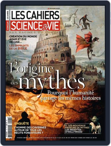 Les Cahiers De Science & Vie (Digital) July 22nd, 2014 Issue Cover