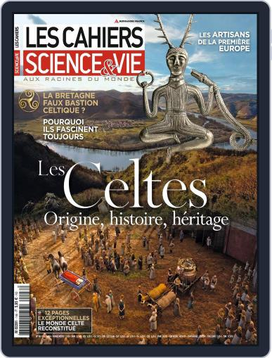 Les Cahiers De Science & Vie (Digital) June 10th, 2014 Issue Cover