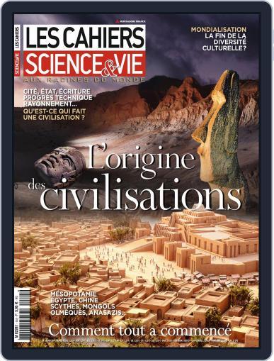 Les Cahiers De Science & Vie (Digital) April 23rd, 2014 Issue Cover