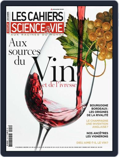 Les Cahiers De Science & Vie (Digital) September 10th, 2013 Issue Cover