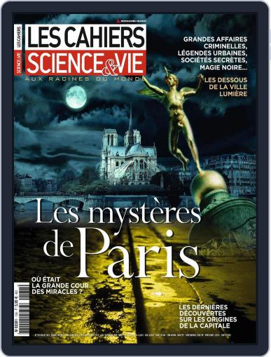 Les Cahiers De Science & Vie (Digital) June 11th, 2013 Issue Cover