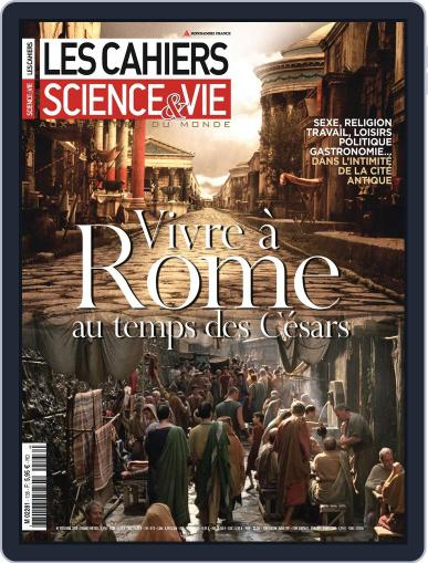 Les Cahiers De Science & Vie (Digital) March 14th, 2013 Issue Cover