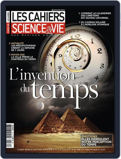 Les Cahiers De Science & Vie (Digital) December 10th, 2012 Issue Cover