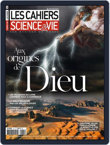 Les Cahiers De Science & Vie (Digital) July 24th, 2012 Issue Cover