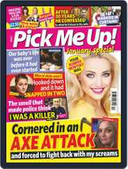Pick Me Up! Special (Digital) Subscription January 1st, 2020 Issue