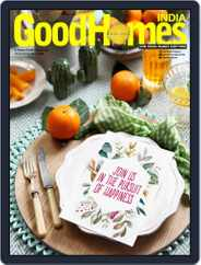 GoodHomes India (Digital) Subscription May 1st, 2020 Issue
