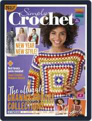 Simply Crochet (Digital) Subscription June 1st, 2020 Issue