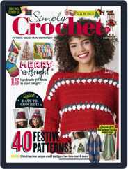 Simply Crochet (Digital) Subscription April 1st, 2020 Issue