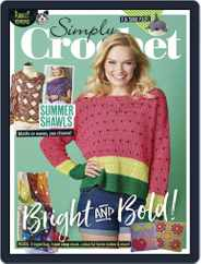 Simply Crochet (Digital) Subscription January 1st, 2020 Issue