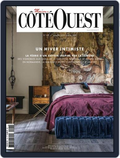Côté Ouest (Digital) December 1st, 2019 Issue Cover