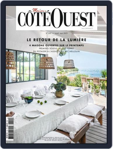 Côté Ouest (Digital) April 1st, 2019 Issue Cover