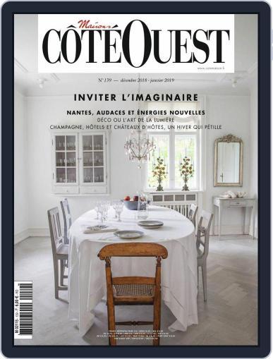 Côté Ouest (Digital) December 1st, 2018 Issue Cover