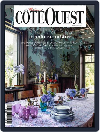 Côté Ouest (Digital) December 1st, 2017 Issue Cover