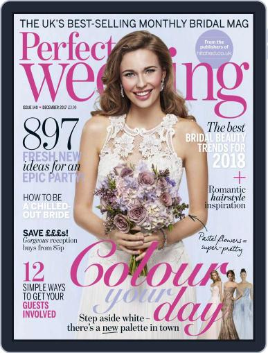 Perfect Wedding (Digital) December 1st, 2017 Issue Cover
