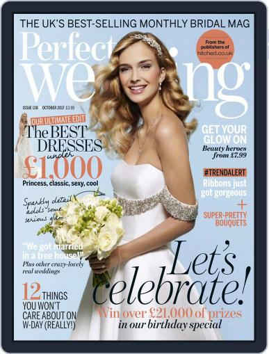 Perfect Wedding (Digital) October 1st, 2017 Issue Cover