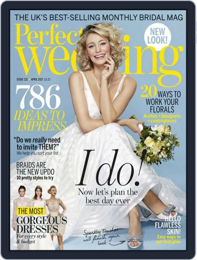 Perfect Wedding (Digital) March 24th, 2017 Issue Cover