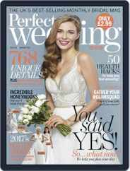 Perfect Wedding (Digital) Subscription February 1st, 2017 Issue