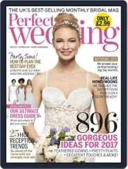 Perfect Wedding (Digital) Subscription October 1st, 2016 Issue