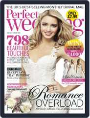 Perfect Wedding (Digital) Subscription January 1st, 2016 Issue