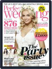 Perfect Wedding (Digital) Subscription October 1st, 2015 Issue