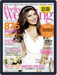 Perfect Wedding (Digital) Subscription March 18th, 2015 Issue