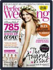 Perfect Wedding (Digital) Subscription December 1st, 2014 Issue