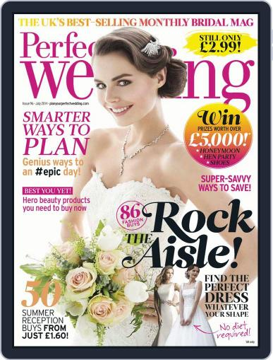 Perfect Wedding (Digital) June 10th, 2014 Issue Cover