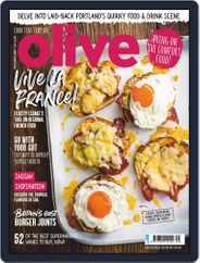Olive (Digital) Subscription September 1st, 2019 Issue