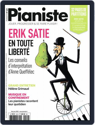 Pianiste (Digital) May 1st, 2020 Issue Cover