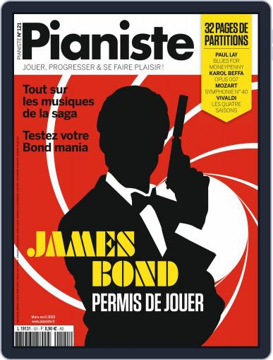 Pianiste (Digital) March 1st, 2020 Issue Cover