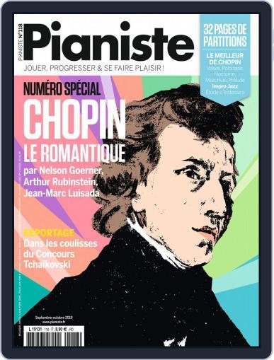 Pianiste (Digital) September 1st, 2019 Issue Cover
