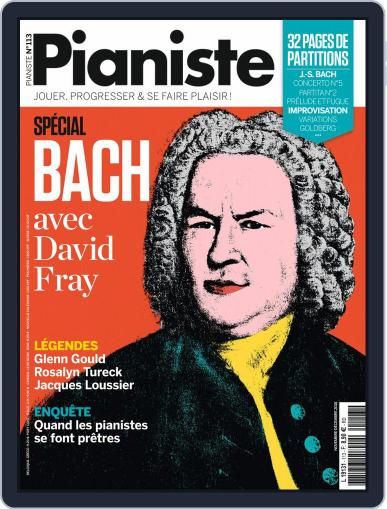Pianiste (Digital) November 1st, 2018 Issue Cover