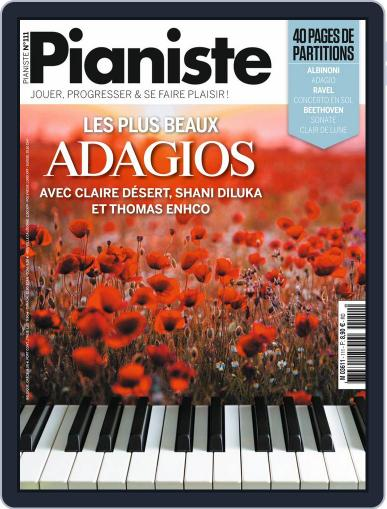 Pianiste (Digital) June 1st, 2018 Issue Cover
