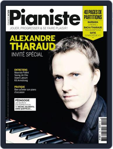 Pianiste (Digital) March 1st, 2018 Issue Cover