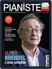 Pianiste (Digital) Subscription May 1st, 2017 Issue