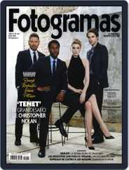 Fotogramas (Digital) Subscription July 1st, 2020 Issue