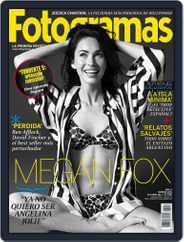 Fotogramas (Digital) Subscription September 25th, 2014 Issue