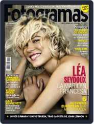 Fotogramas (Digital) Subscription October 28th, 2013 Issue