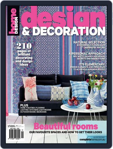 Design And Decoration October 8th, 2014 Digital Back Issue Cover