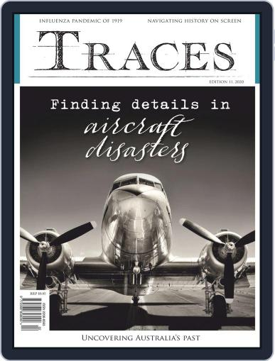 Traces (Digital) June 15th, 2020 Issue Cover