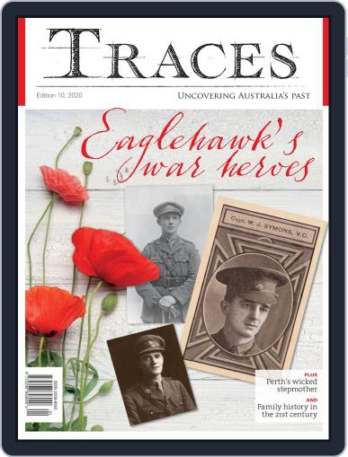 Traces March 16th, 2020 Digital Back Issue Cover