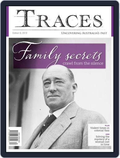 Traces December 3rd, 2019 Digital Back Issue Cover