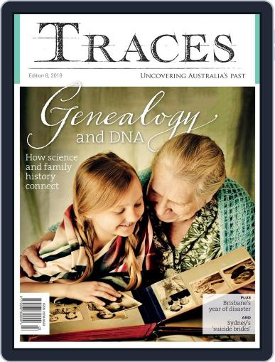 Traces September 3rd, 2019 Digital Back Issue Cover
