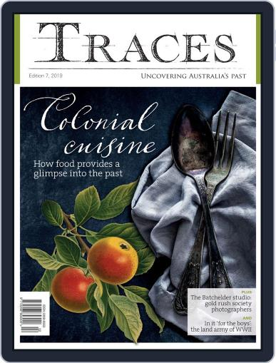 Traces (Digital) June 1st, 2019 Issue Cover
