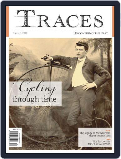 Traces March 13th, 2019 Digital Back Issue Cover