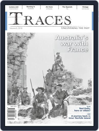 Traces December 11th, 2018 Digital Back Issue Cover