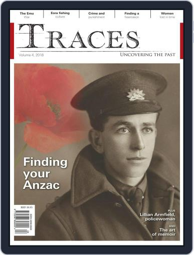 Traces September 7th, 2018 Digital Back Issue Cover