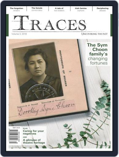 Traces June 15th, 2018 Digital Back Issue Cover