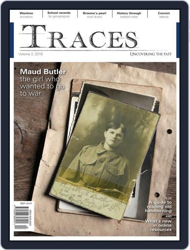 Traces March 1st, 2018 Digital Back Issue Cover